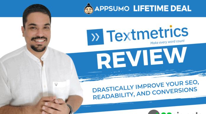 Textmetrics Review