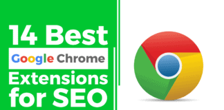 14 Best Google Chrome Extensions for SEO
