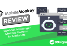 MobileMonkey Review: Facebook Messenger Chatbot Platform for Marketers