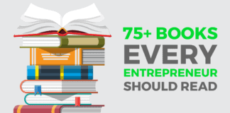 75+ Best Books for Entrepreneurs