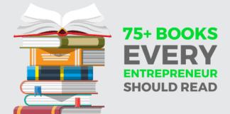 75+ Best Books for Entrepreneurs