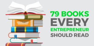 79 Books Every Entrepreneur Should Read