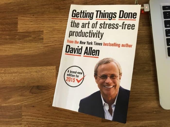 GTD by David Allen