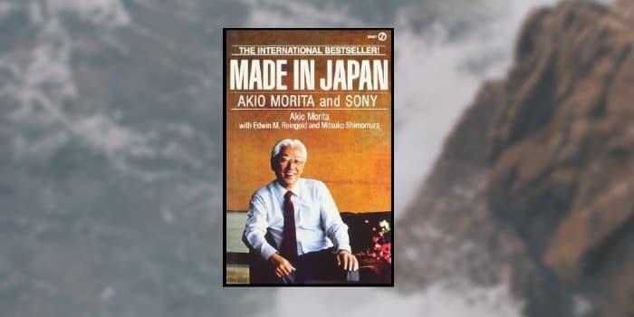 Made in Japan by Akio Morita