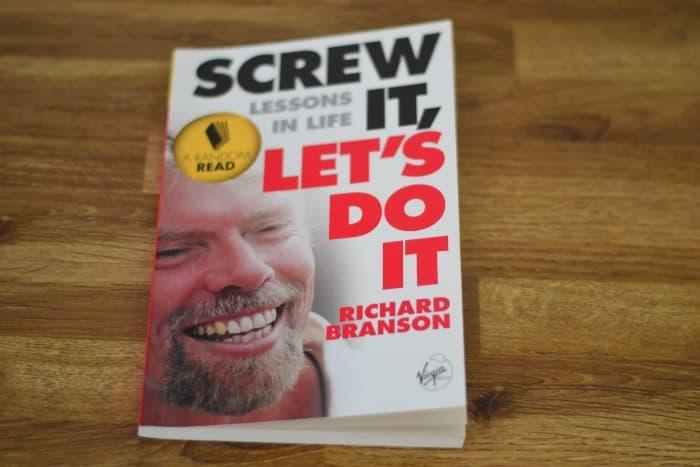 Screw It, Let's Do It by Richard Branson