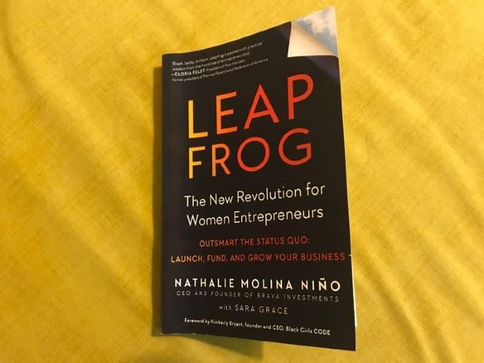 Leapfrog: The New Revolution for Women Entrepreneurs by Nathalie Molina Niño