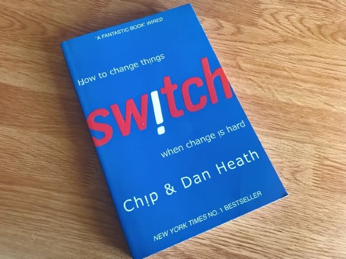 Switch by Chip & Dan Heath