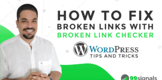 How to Find and Fix Broken Links with Broken Link Checker