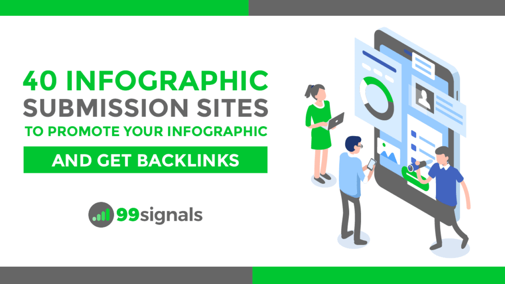 40 Infographic Submission Sites to Promote Your Infographic (2019)