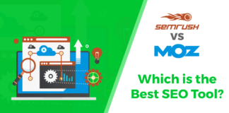 SEMrush vs Moz: Which is the Best SEO Tool?