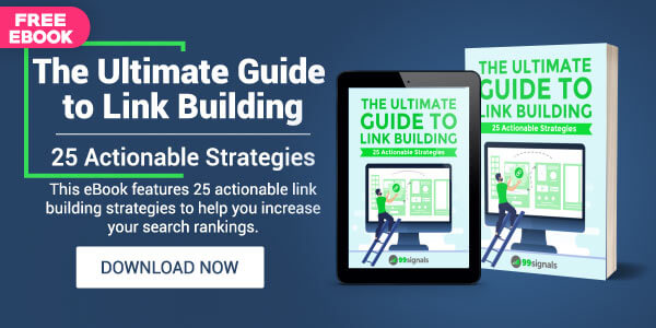 [Free Download] The Ultimate Link Building Guide