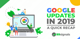 Google Updates in 2019 – A Quick Recap
