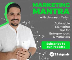 Marketing Mantra Podcast