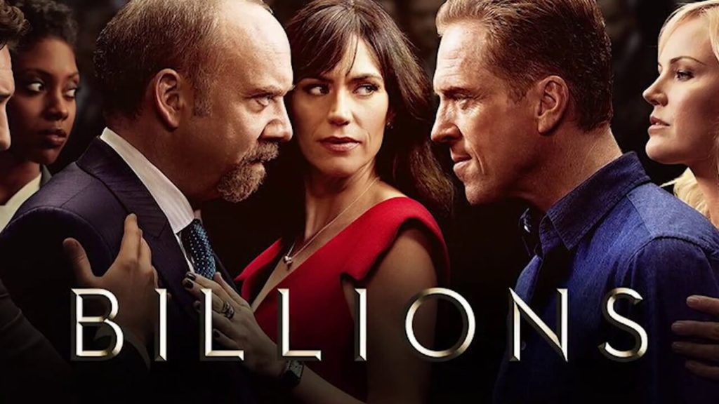 Billions - 10 Best TV Shows for Entrepreneurs