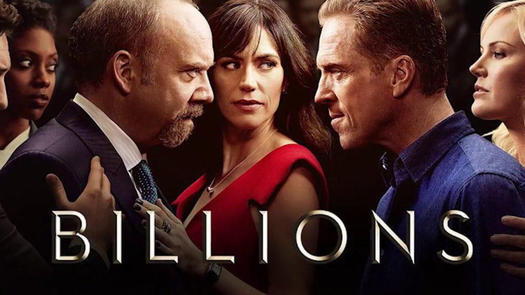 Billions - 10 Best TV Shows for Entrepreneurs