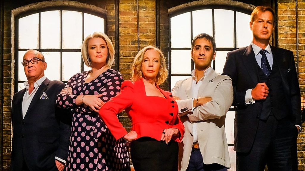 Dragons' Den - 10 Best TV Shows for Entrepreneurs