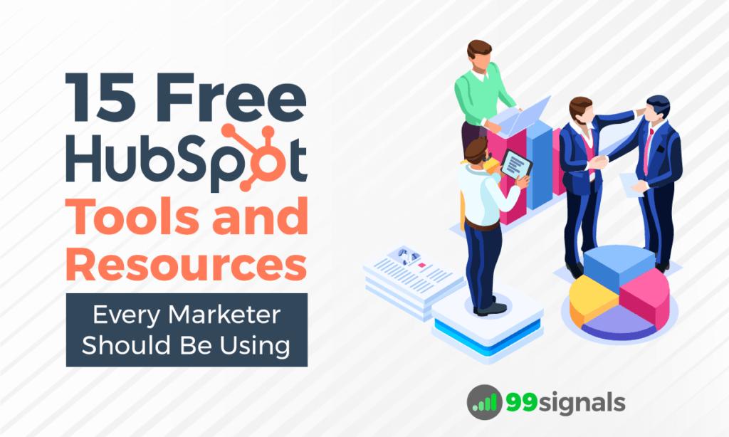 15 strumenti e risorse HubSpot gratuiti che tutti gli utenti dovrebbero utilizzare