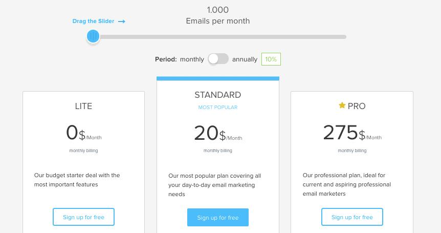N2Go Pricing Plans