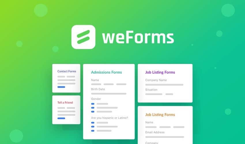 weForms AppSumo