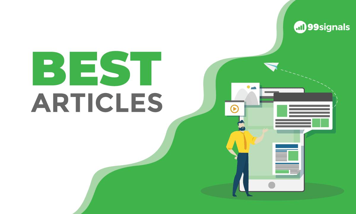 99signals - Best Articles