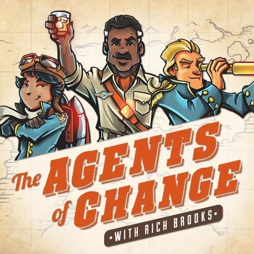 The Agents of Change Podcast: Best SEO Podcasts