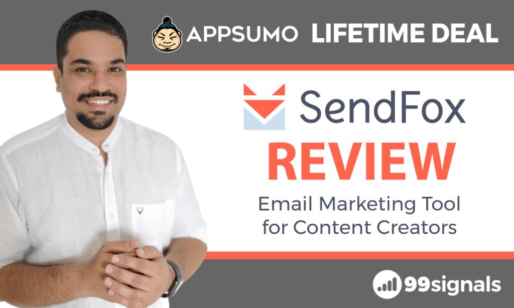 SendFox Review