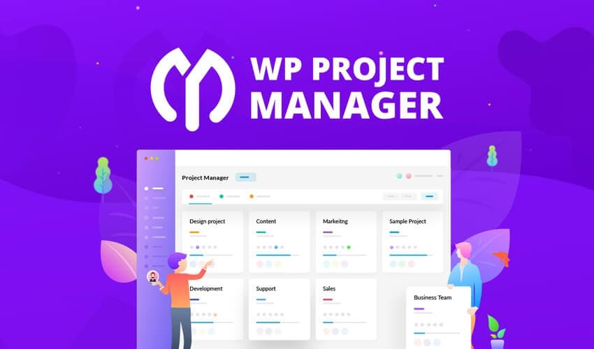 WP Project Manager AppSumo Deal