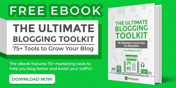 The Ultimate Blogging Toolkit eBook Download