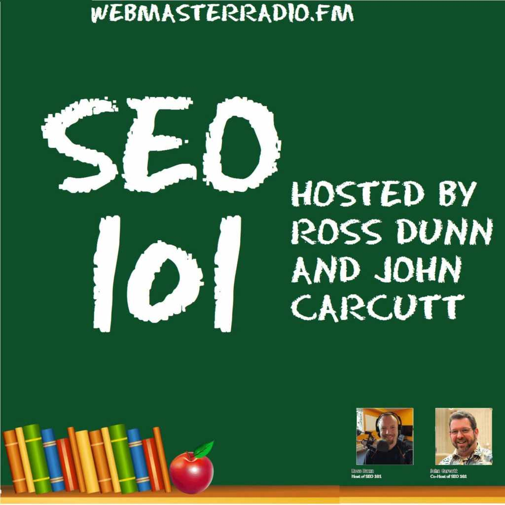 SEO 101 Podcast: Best SEO Podcasts