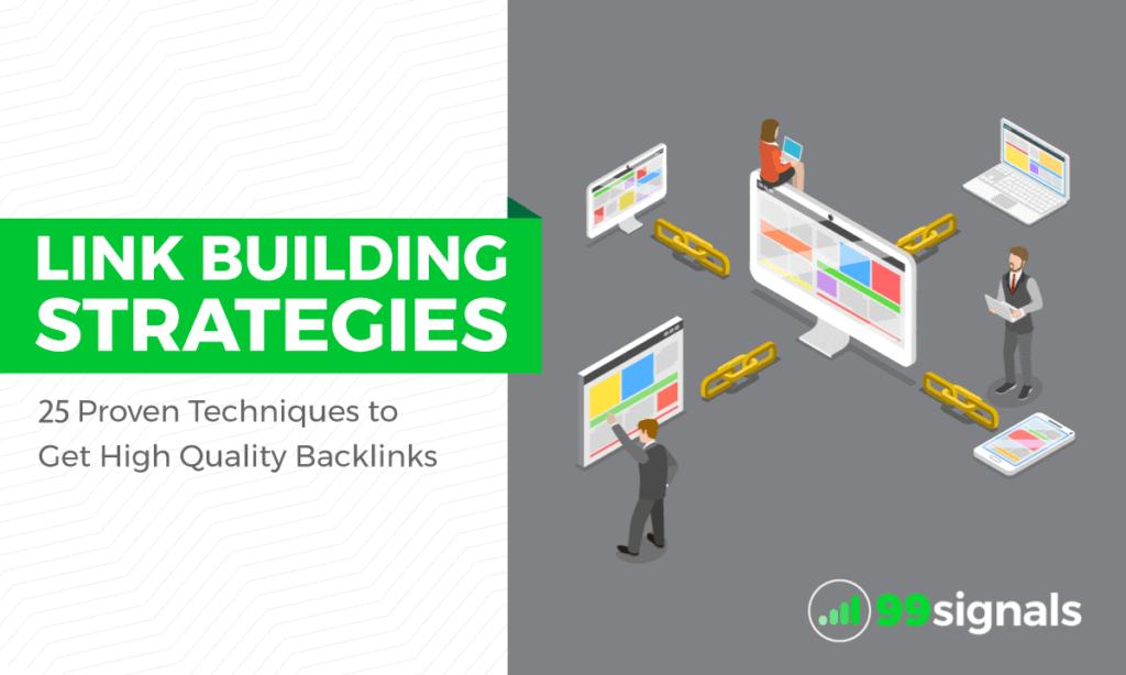 Strategie di link building: 25 tecniche collaudate per ottenere backlink di alta qualità