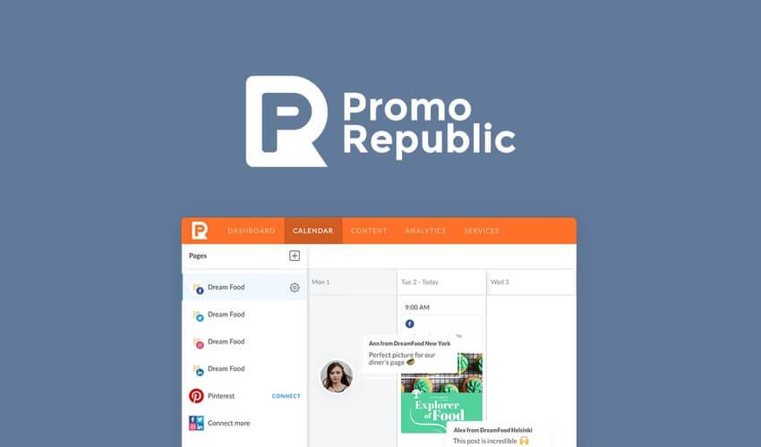 PromoRepublic AppSumo Deal 2021