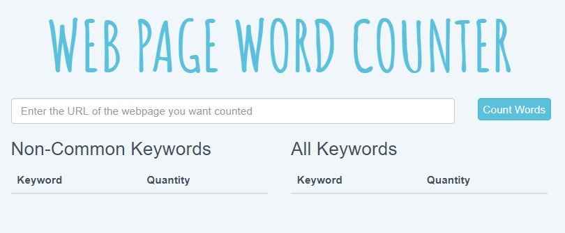 12. word counter