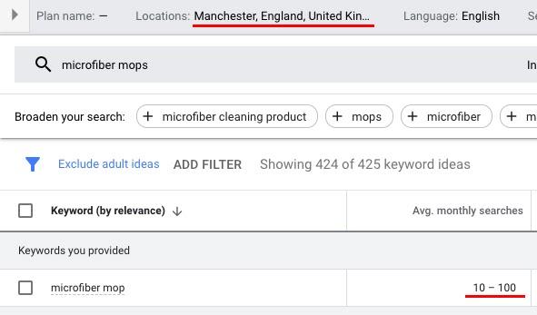 Google Ads Targeting 1