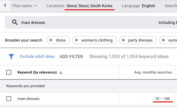 Localize Google Ads 2