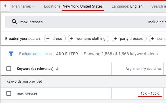 Localize Google Ads