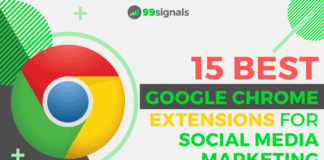 15 Best Google Chrome Extensions for Social Media Marketing