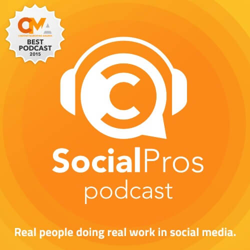 Social Pros Podcast - 10 Best Social Media Podcasts