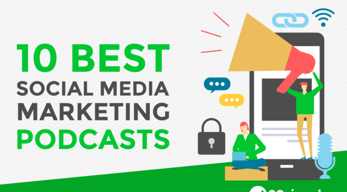 10 Best Social Media Marketing Podcasts Worth Listening To