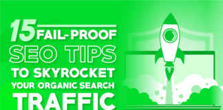 15 Fail-Proof Blog SEO Tips to Skyrocket Your Organic Search Traffic