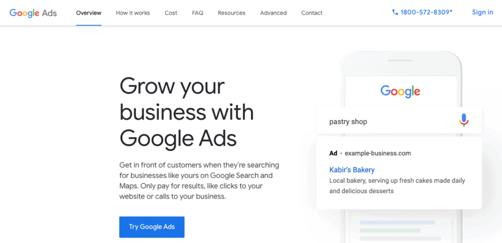 Google Ads - Keyword Planner