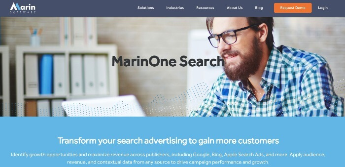Marin Ad Software
