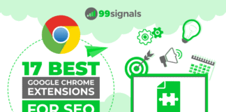 17 Best Google Chrome Extensions for SEO