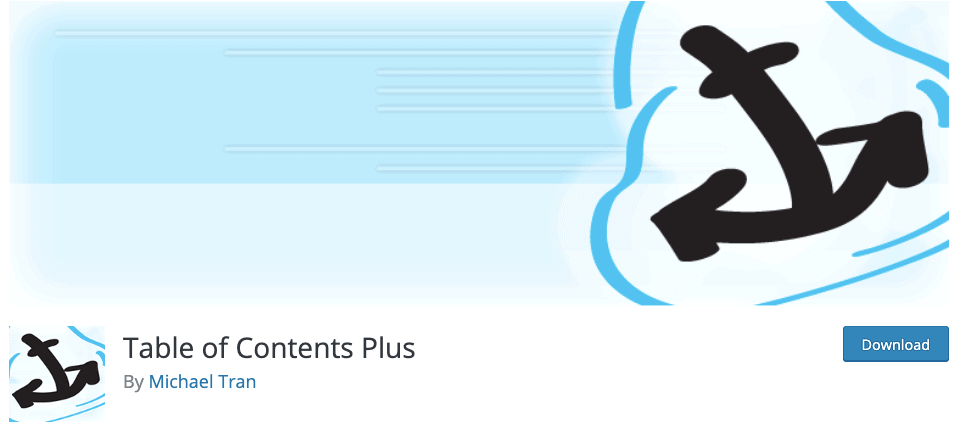 Table of Contents Plus - SEO Plugins for WordPress