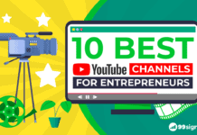 10 Best YouTube Channels for Entrepreneurs