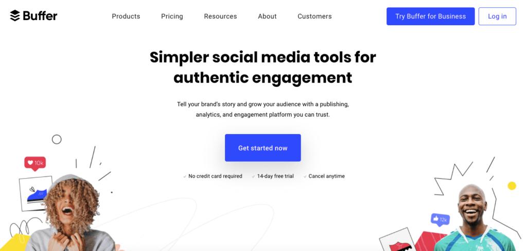 Buffer FB Marketing Tool