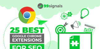 25 Best Google Chrome Extensions for SEO