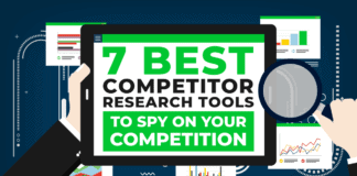 7 Best Competitor Research Tools to Spy on Your Competition