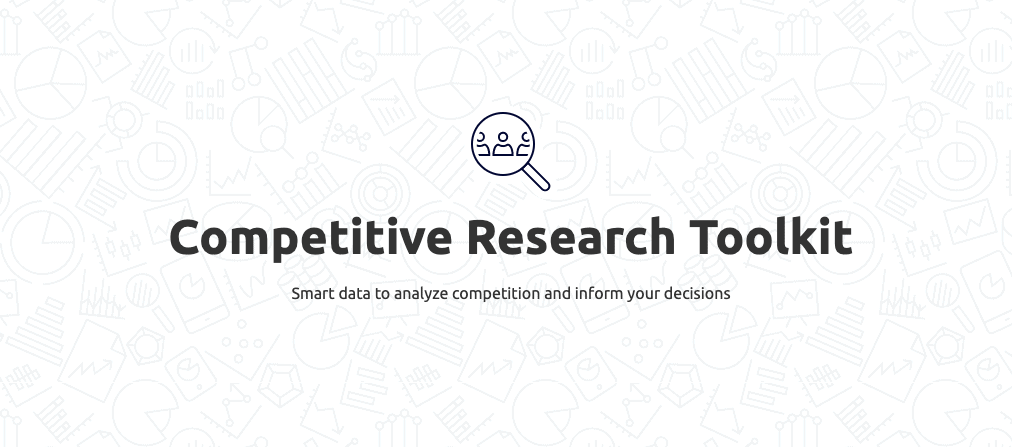 Competitive Research Toolkit by SEMrush