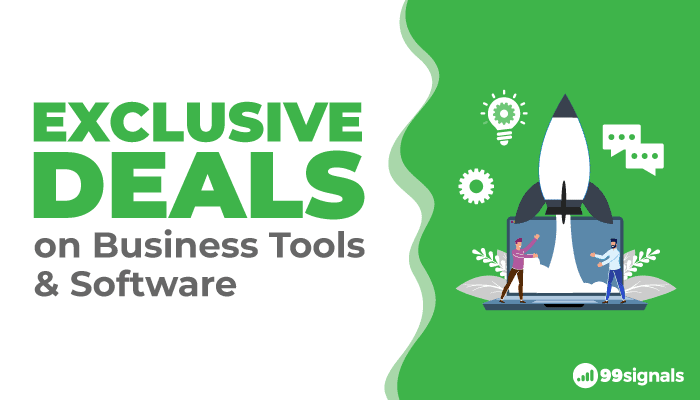 Exclusive Deals on Business Tools & Software