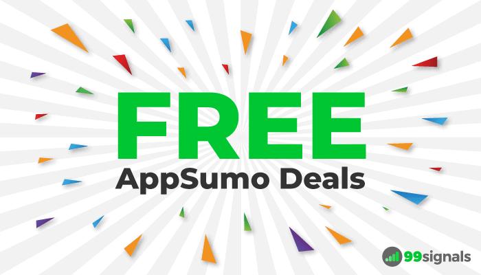 Free AppSumo Deals